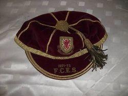 Wales Football Cap 1971-72