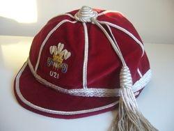 Wales U21 Rugby Cap