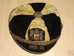 Cardiff RFC Club Cap 1925-26