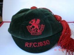 Llandovery College Rugby Cap 1930
