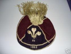 Llandudno Rugby Cap 1925