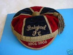 Pontypool Rugby Cap