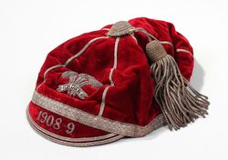1908 Wales Rugby Cap