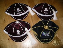 Dan Cole's England Rugby Cap Collection