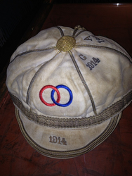 French International Rugby Cap 1914