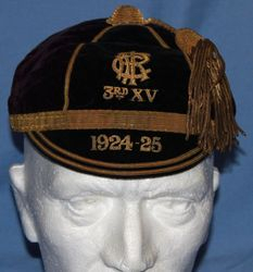 Instonians Rugby Honours Cap 1924-25