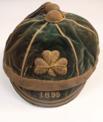 Ireland International Rugby Cap 1895