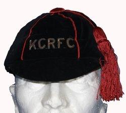 Kings College RFC Honours Cap