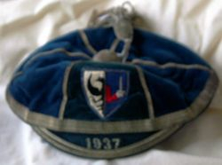 Connacht Rugby Honours Cap 1937