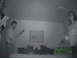 Investigators Dan and Dani Investigating Hotel