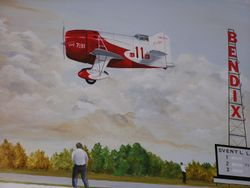 Mural by Charles Taylor