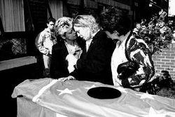 Martin O'Prey funeral