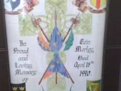 Art by Crip in  memory of Eoin Morley