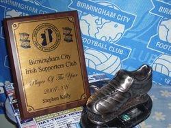 Kelly award