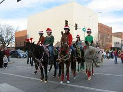 2012 Holiday Parade
