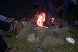 Boots around the Campfire