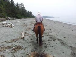 Summer Beach Ride- Rocky Point
