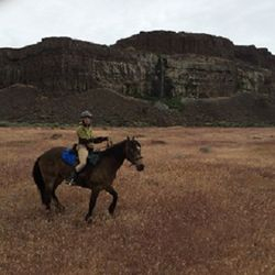 Ancient Lakes Trail Ride