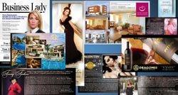 Advertisement materials