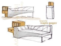 Concept design - Furniture