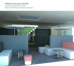 Green (theray) House
