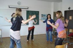 Ples za ¾enkse