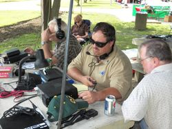 Amateur Radio Field Days 6/25/2011