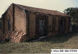 Casa de Selvino Jacques em Caracol-MS
