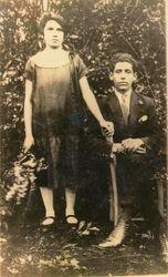 Selvino Jacques e Esposa