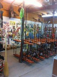 Want a fishing rod? We got it