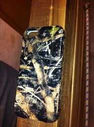 Cell phone case *after*