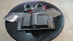 Carbon fiber Harley parts