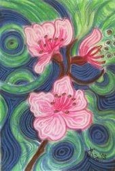 Breskvin cvijet ( Peach Flower)