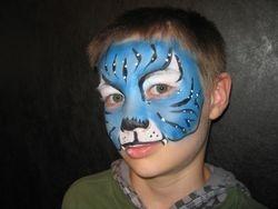 Half  Tiger mask