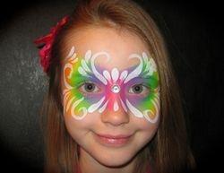 rainbow mask 3 minutes
