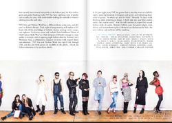 Fashion Art Toronto 2013 featured in Product Magazine