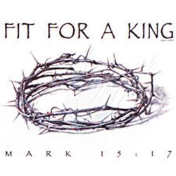 Mark 15:17