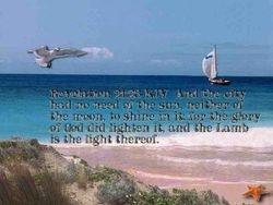 Revelations 21:23