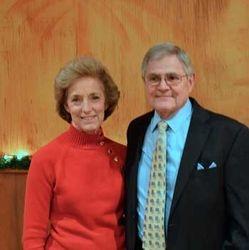Pastor & Mrs. Baxley