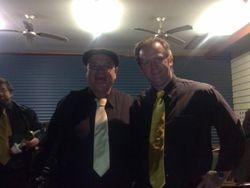Bobby Venier & James Ryan