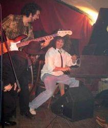 Con Julio Lobos Blues Explosion