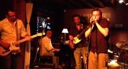 Con Greg Zlap y Miguel Talavera en JAZZTABE