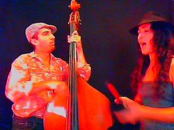 A duo con Clave de Luna