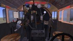 Overview Swedish steam cabin