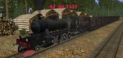 SJ G6 1452 built 1920