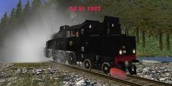 SJ S1 1922 built 1952