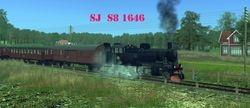 SJ S8 1646 built 1926