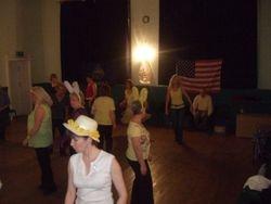 Easter Social 2009