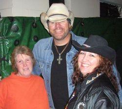 Toby Keith Apollo Nov 2009