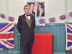 William & Kates Wedding Reception 2011
